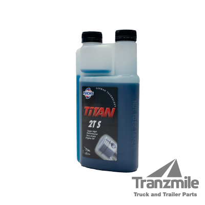 Fuchs Titan 2T S 1L - 2 Stroke Engine Oil
