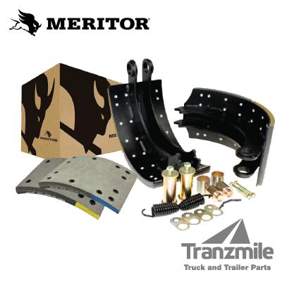 Meritor Black Brake Shoe Kit [BC/36/1, B95]