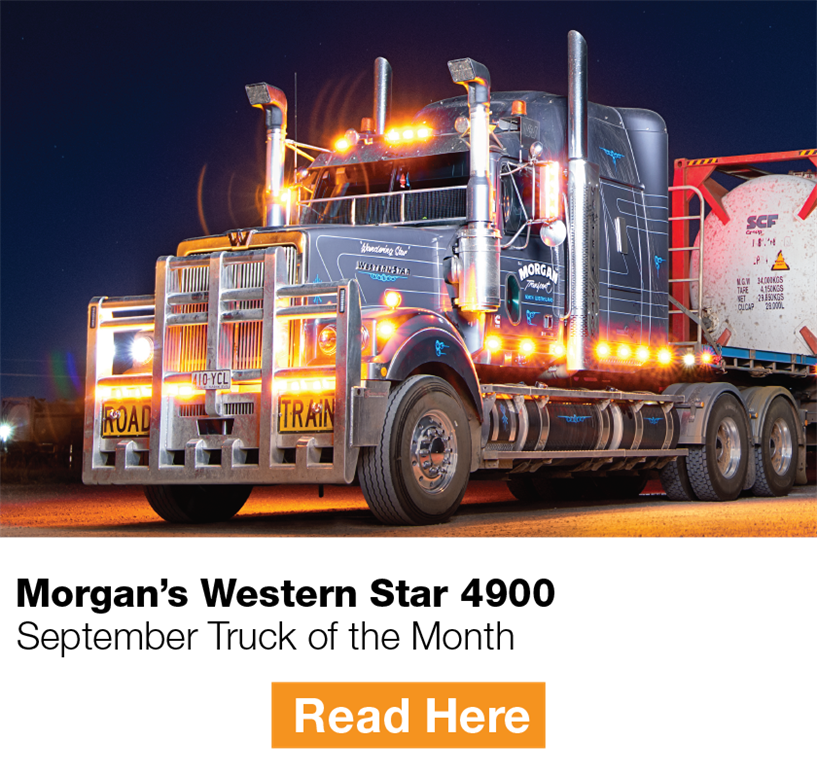 Morgan Western Star 4900 Read More