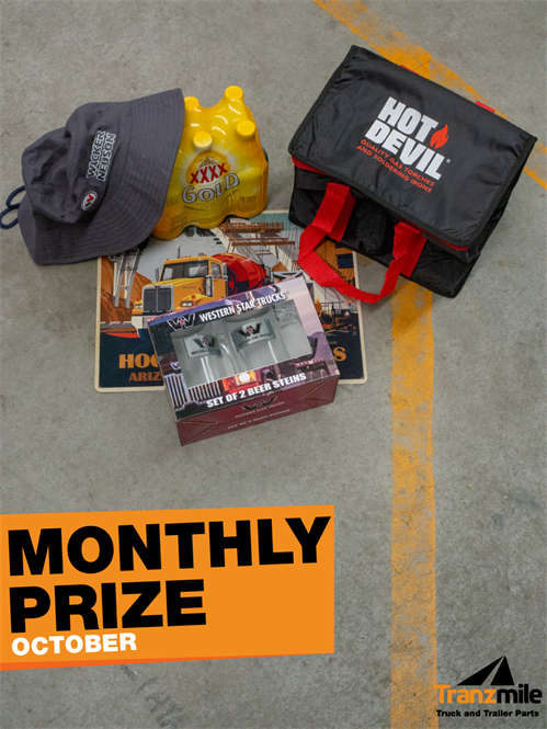 October Monthly Prize