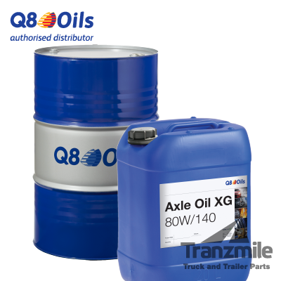 Axle Oil XG