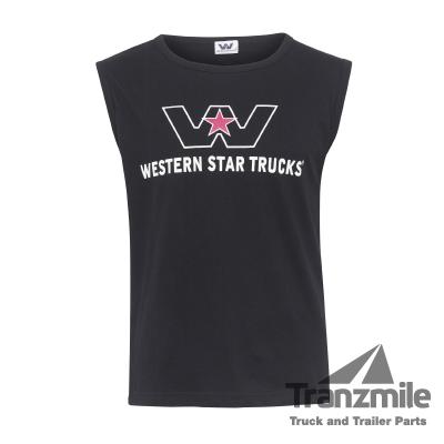 WESTERN STAR TRUCK MENS SINGLET  All sizes